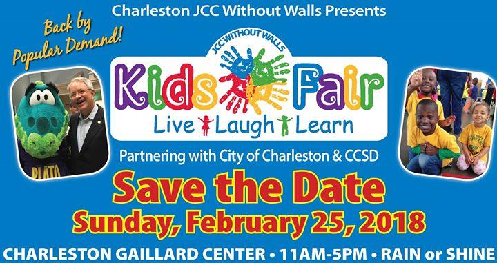 Kid's Fair @ Charleston Gaillard Center | Charleston | South Carolina | United States